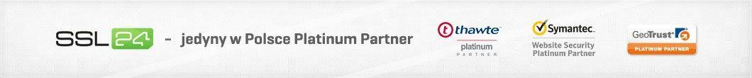 Jedyny Platinum Partner w Polsce