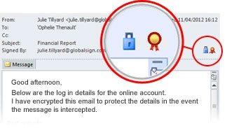 Szyfrowana wiadomość e-mail