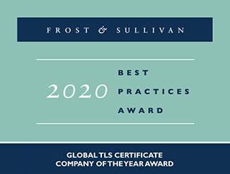 """DigiCert """"Firmą Roku 2020"""" na światowym rynku certyfikatów TLS"""