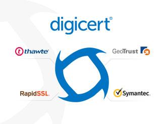 DigiCert przejął marki Thawte, GeoTrust, RapidSSL i Symantec