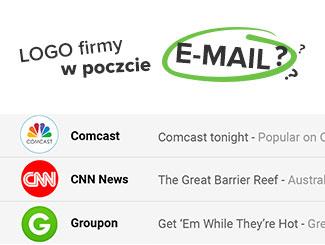 Logo firmy w poczcie e-mail. Czym jest BIMI i VMC?