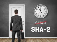 Nadchodzi koniec SHA-1. Wkracza SHA-2.