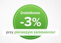 Dodatkowy 3% rabat